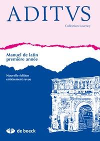 ADITUS - MANUEL DE LATIN PREMIERE ANNEE