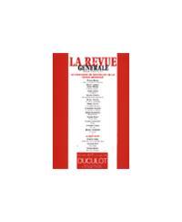 REVUE GENERALE 2000/6-7 LE CONCOURS DE NOUVELLES DE LA RG - RATY