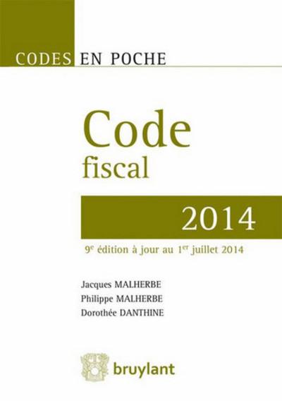 CODE FISCAL 2014