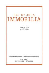 RES ET JURA IMMOBILIA 2014/3