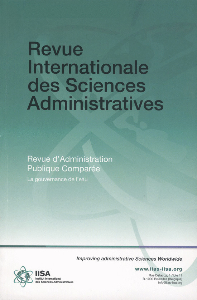 REV. INTERN. SCIENCES ADMIN. 2014/3