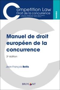 DROIT EUROPEEN DE LA CONCURRENCE