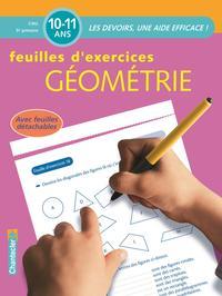 GEOMETRIE CM2 10-11 ANS - FEUILLES D'EXERCICES