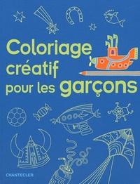 COLORIAGE CREATIF POUR LES GARCONS