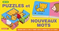 PUZZLES ET NOUVEAUX MOTS (DES 1 AN)