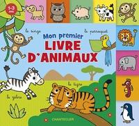 MON PREMIER LIVRE D'ANIMAUX (1-3 A.)