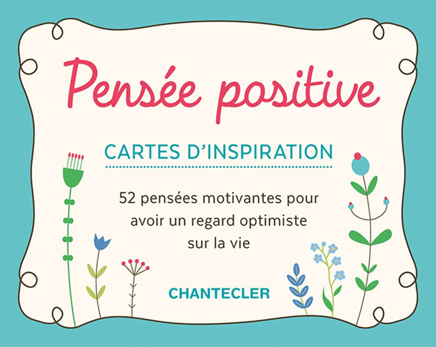 PENSEE POSITIVE - CARTES D'INSPIRATION