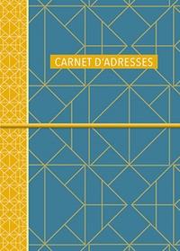 CARNET D'ADRESSES (PETIT) - MOTIFS