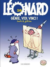 LEONARD - TOME 50 - GENIE, VIDI, VINCI!