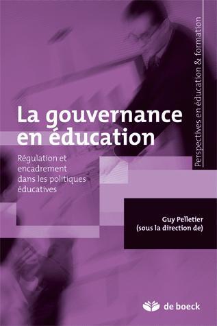 LA GOUVERNANCE EN EDUCATION