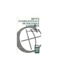 REVUE INTERNATIONALE DE POLITIQUE COMP. LES POLITIQUES PUBLIQUES DE SANTE