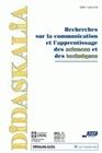 DIDASKALIA, N  017/2000. ENSEIGNER LES SCIENCES A L'UNIVERSITE ET EN  FORMATION DES MAITRES