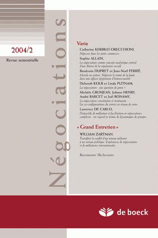 NEGOCIATIONS 2004/2 N.2