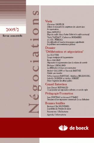 NEGOCIATIONS 2005/2 N.4