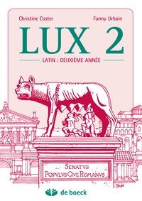 LUX 2 - LE LATIN DEUXIEME ANNEE