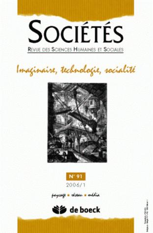 SOCIETES 2006/1 N.91 IMAGINAIRE TECHNOLOGIE SOCIALITE