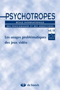 PSYCHOTROPES 2012/3-4 VOL.18