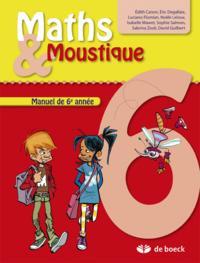 MATHS & MOUSTIQUE 6E