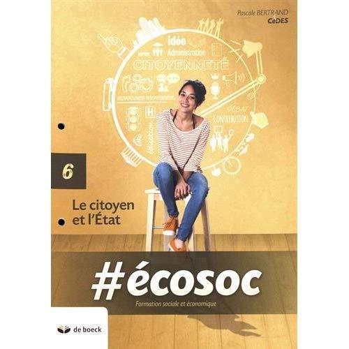 #ECOSOC 5E/6E UAA 6  LE CITOYEN ET L'ÉTAT
