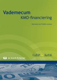 VADEMECUM KMO-FINANCIERING