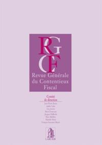 REV. GEN. DU CONTENTIEUX FISCAL 2010/1