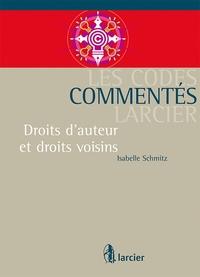 CODE COMMENTE - DROITS D'AUTEUR ET DROITS VOISINS