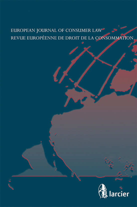 REVUE EUROP. DROIT CONSOMMAT. 2012/3