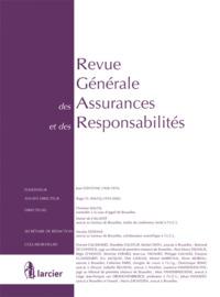 REVUE GEN.ASSURANCES ET RESPONS 2015/7