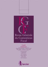 REV. GEN. DU CONTENTIEUX FISCAL 16/4-5