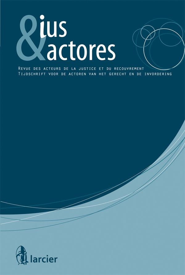 IUS  ACTORES 2016/3
