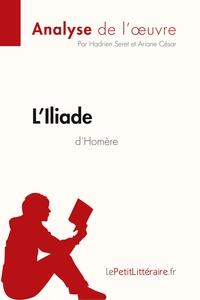 ANALYSE L ILIADE D HOMERE ANALYSE COMPLETE DE L UVRE ET RESUME