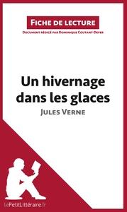 ANALYSE UN HIVERNAGE DANS LES GLACES DE JULES VERNE ANALYSE COMPLETE DE L UVRE