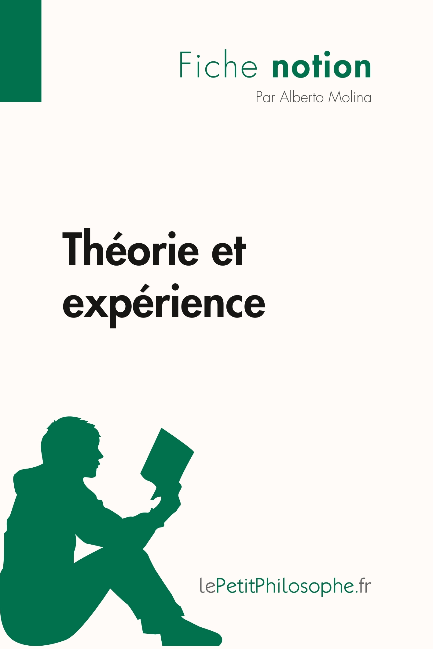 THEORIE ET EXPERIENCE (FICHE NOTION)