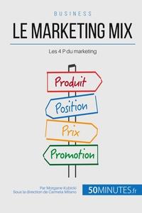 LE MARKETING MIX ET LES 4 P DU MARKETING
