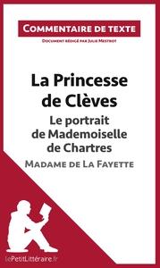 COMMENTAIRE COMPOSE LA PRINCESSE DE CLEVES DE MADAME DE LA FAYETTE LE PORTRAIT