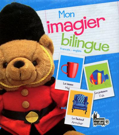 MON IMAGIER BILINGUE FRANCAIS-ANGLAIS