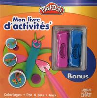PLAY-DOH MON LIVRE ACTIVITES 1