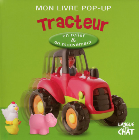 MON LIVRE POP-UP TRACTEUR