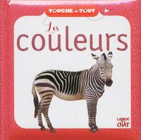 TOUCHE-A-TOUT LES COULEURS (FOND BLANC)