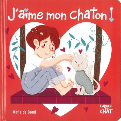 J'AIME MON CHATON !