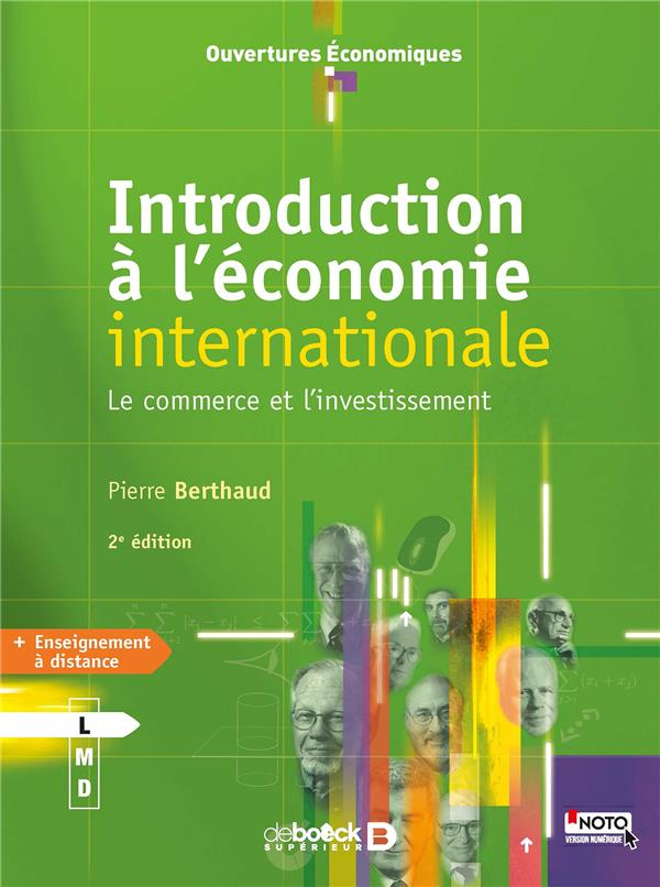 INTRODUCTION A L'ECONOMIE INTERNATIONALE