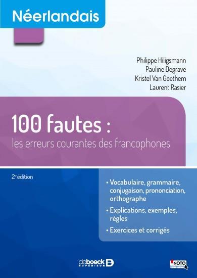 100 FAUTES NEERLANDAIS