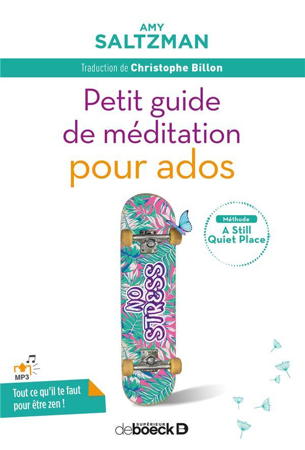PETIT GUIDE DE MEDITATION POUR ADOS