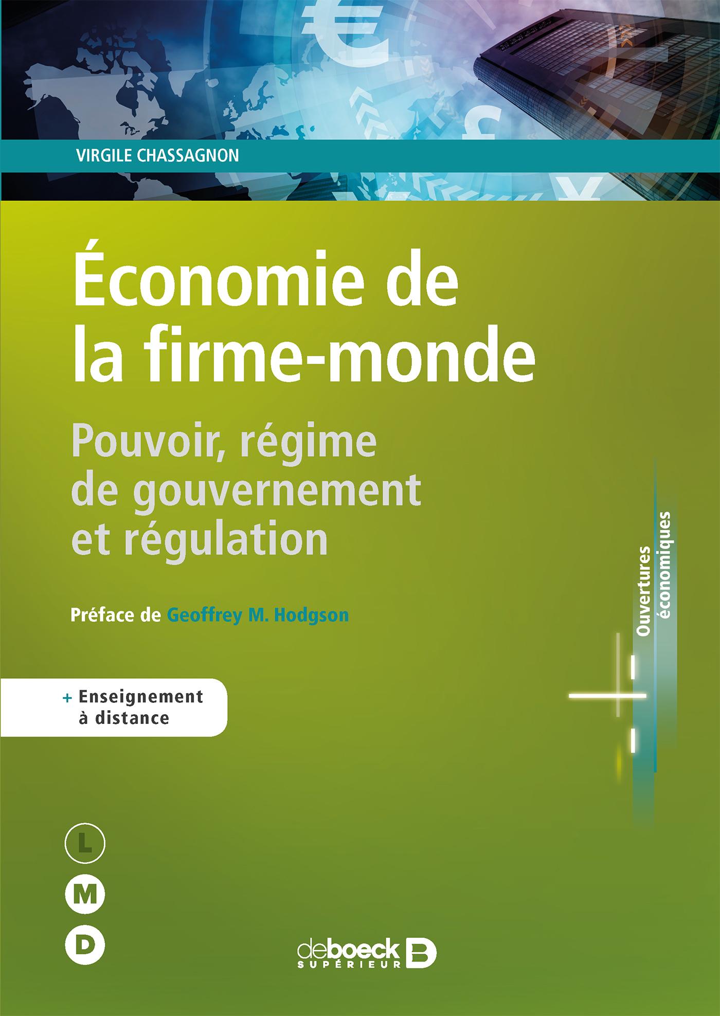 ECONOMIE DE LA FIRME-MONDE