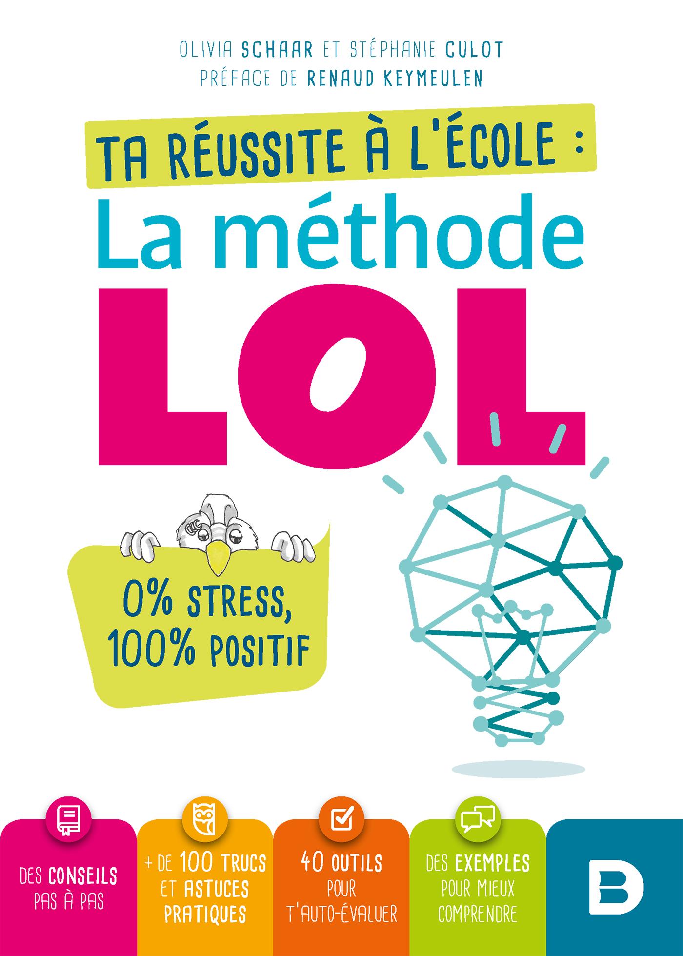 TA REUSSITE A L'ECOLE - LA METHODE LOL