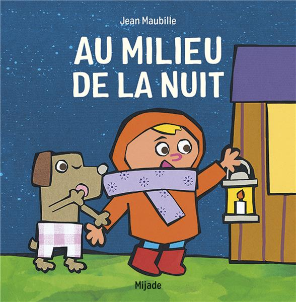 AU MILIEU DE LA NUIT