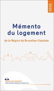 MEMENTO DU LOGEMENT DE LA REGION DE BRUXELLES-CAPITALE