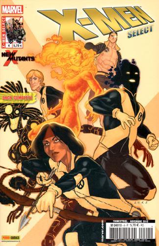 X-MEN SELECT 04