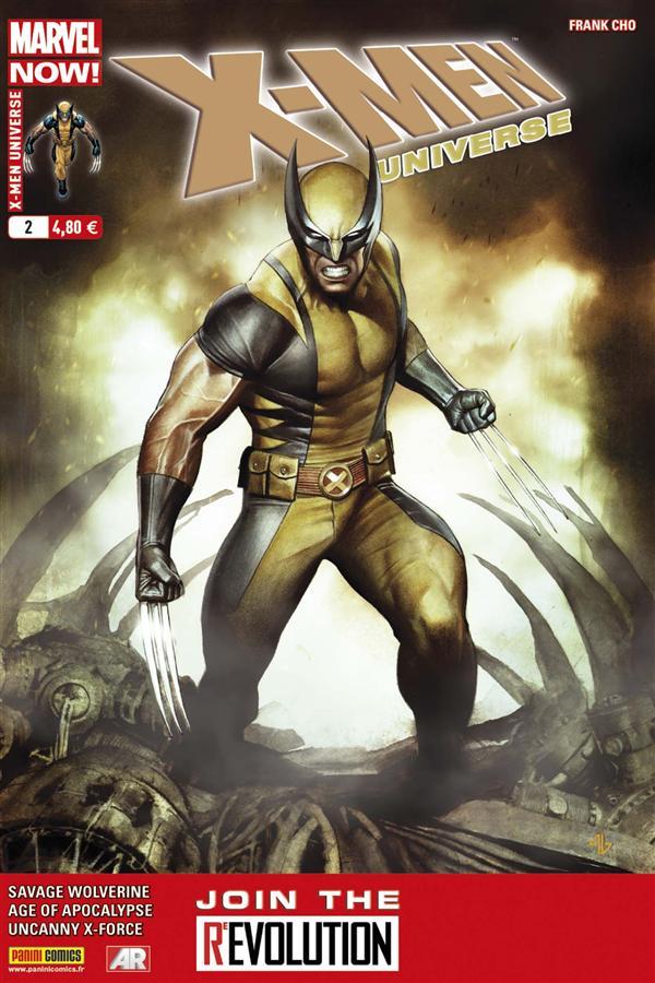 X-MEN UNIVERSE 2013 002