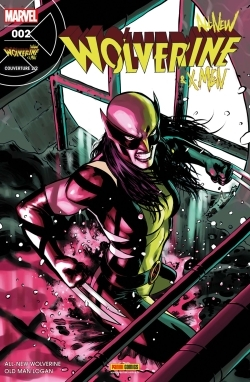 ALL-NEW WOLVERINE & THE X-MEN N 2 (COUVERTURE 2/2)
